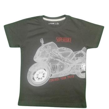 "BOYS  T-shirt    ""SUPERBIKE"""
