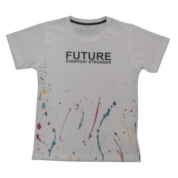 "BOYS  T-shirt    ""FUTURE"""