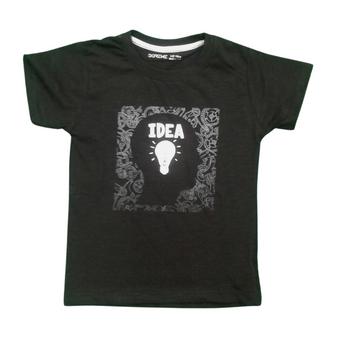 "BOYS  T-shirt   ""IDEA"""