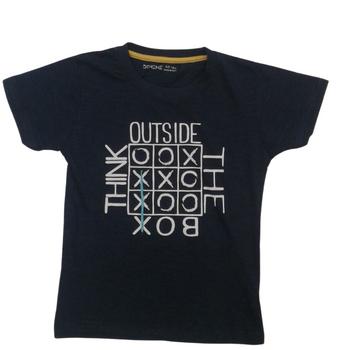 """BOYS  T-shirt   """"OUTSIDE"""""""