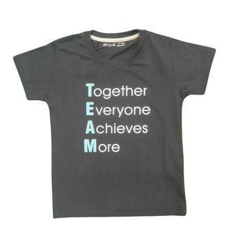"BOYS  T-shirt   ""TEAM"""