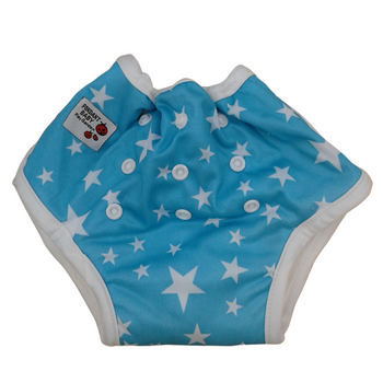 Baby Cloth Diapers One Size Adjustable Washable Reusable - STAR
