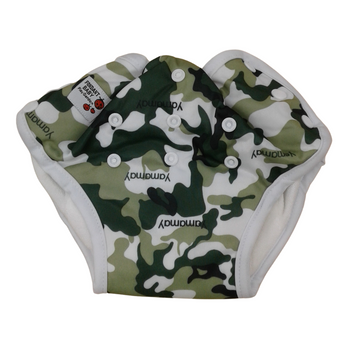 Baby Cloth Diapers One Size Adjustable Washable Reusable - Yamamay
