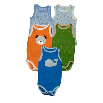 "Infant  Bodysuit  "" BOYS"""