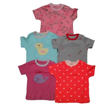 """Infant  T-shirt  """" GIRLS """""""