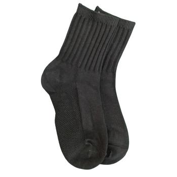 School Socks-Black