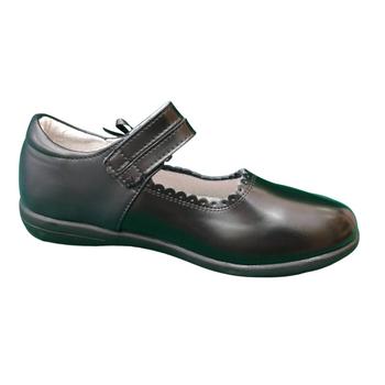Black school shoe-Girls - PJ