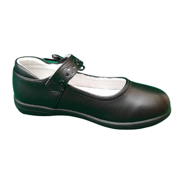 Black school shoe-Girls - GK