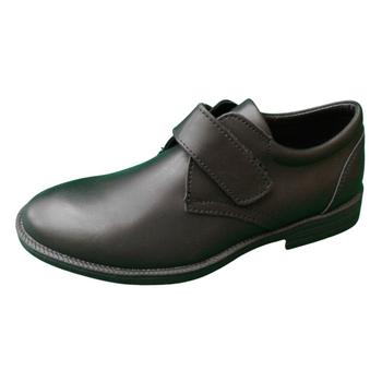 Black school shoe-Boys - JD