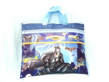 Library Bag Bat-man