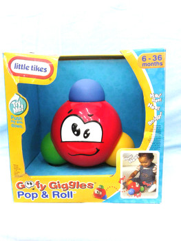 Toys- Gofy Giggles Pop & Roll ( 6 -36 months )