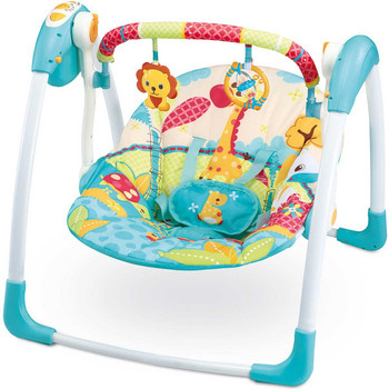 Mastela Duluxe Portable  Baby Swing ( 6579 )
