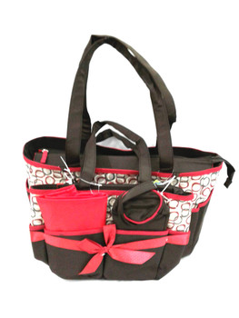 Clinic Bag Red