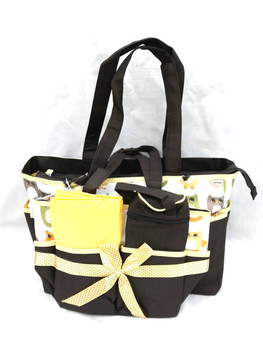Clinic Bag Yellow