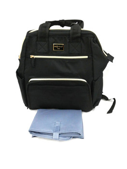 Clinic Bag  BLACK with back pack