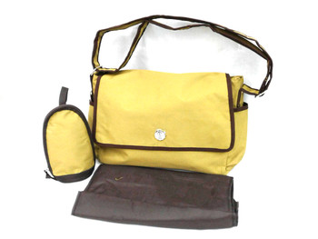 Clinic Bag   yellow/ black