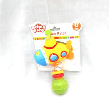 Soft Toys Vehicle Rattle  ( 0m+ )