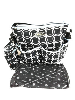 Clinic Bag Black Round