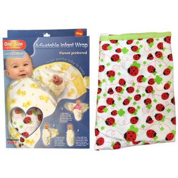 Adiustable Infant Wrap