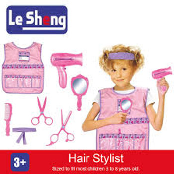 Hair Stylist Parlorist Costume