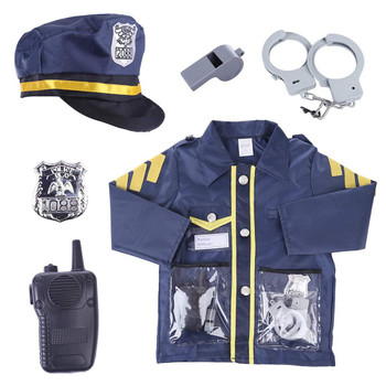 Police Officer dress up costume