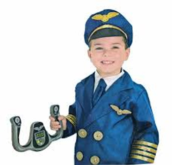 Pilot  dress up costume