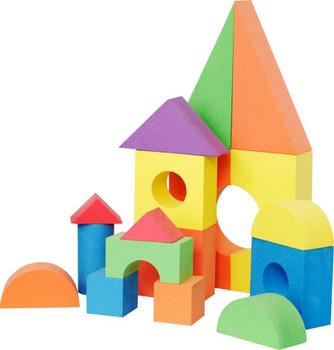 Foam Building Blocks ( 25 psc )
