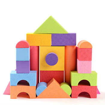 Foam Building Blocks ( 25 psc )