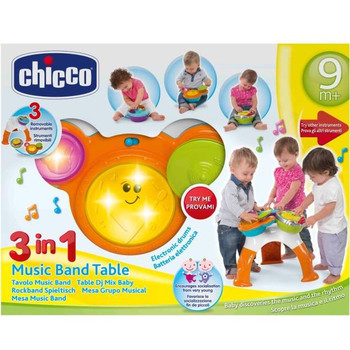 Chicco Music Band Table
