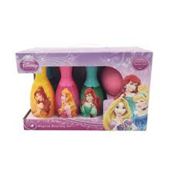 Disney Magical Princess Bowling Set Multi Color Pins
