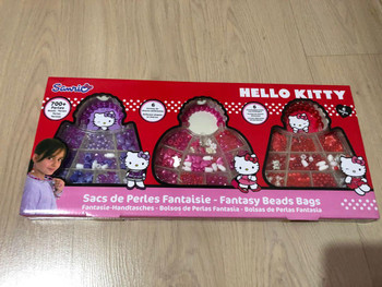 HELLO KITTY Fantasy Beads Bags Handtasches girl's gift toys