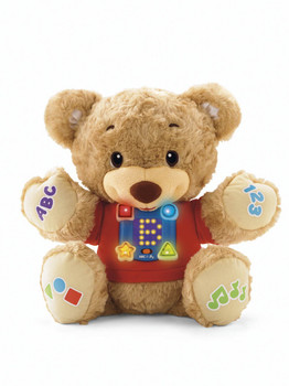 Sing and learn with the teddy bear