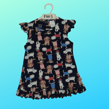 Frock  colorful