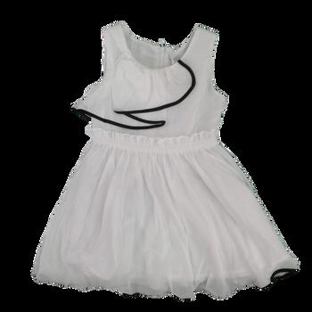 Infant dress - white dress