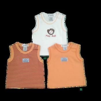 Infant vest 3pack