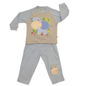 Infant payjama suit babiano
