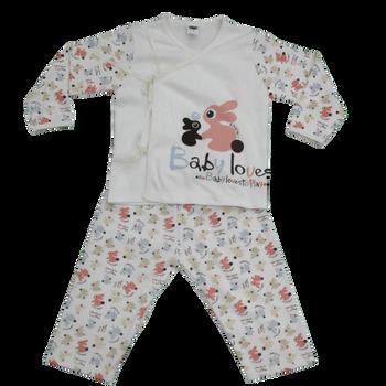 "Infant set ""baby loves"""