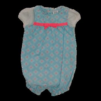 Baby set - light blue