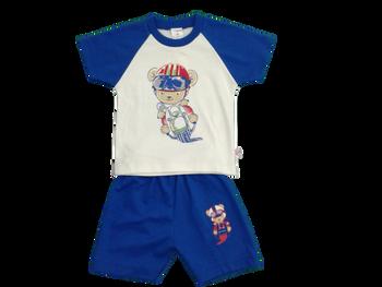 Infant set - blue boy