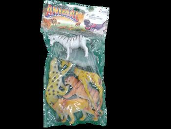Wild  Animals set ( 6 pcs )
