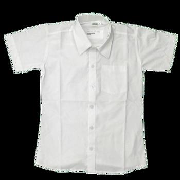 White school shirt - button down
