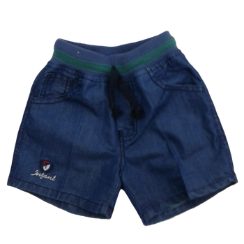 Boys Shorts - TRF Blue
