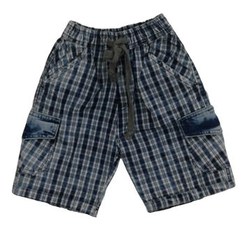 Boys Shorts - Olio blue