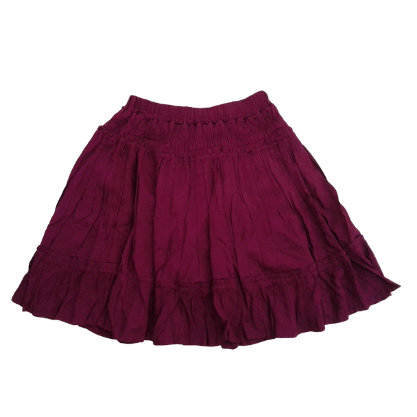 Girls skirt- majanta