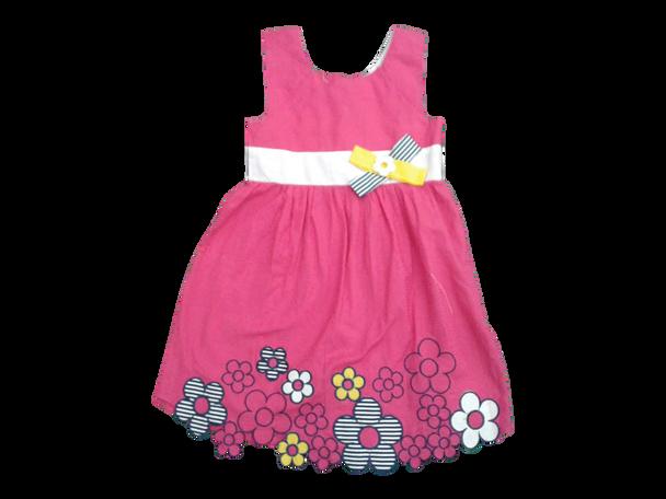 Dress - Flower power (pink)