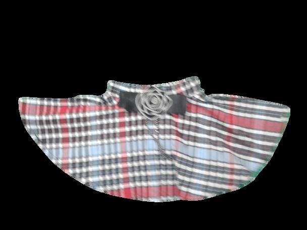 Girls Skirt colorful checks