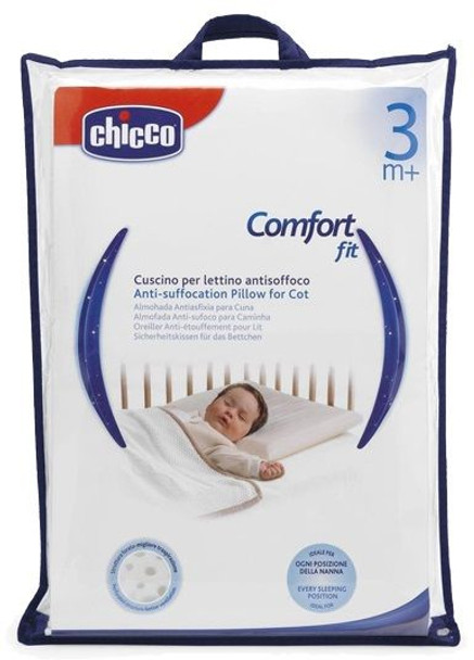 CHICCO Anti suffocation pillow