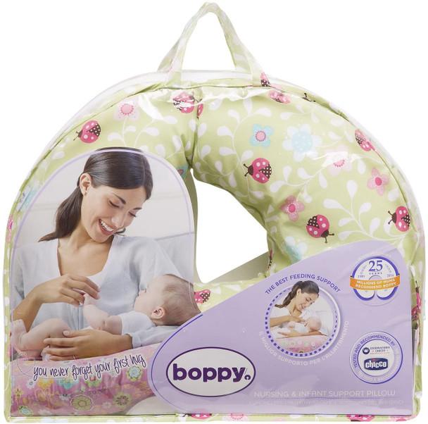 Boppy feeding and infant support pillow Ladybug Lane