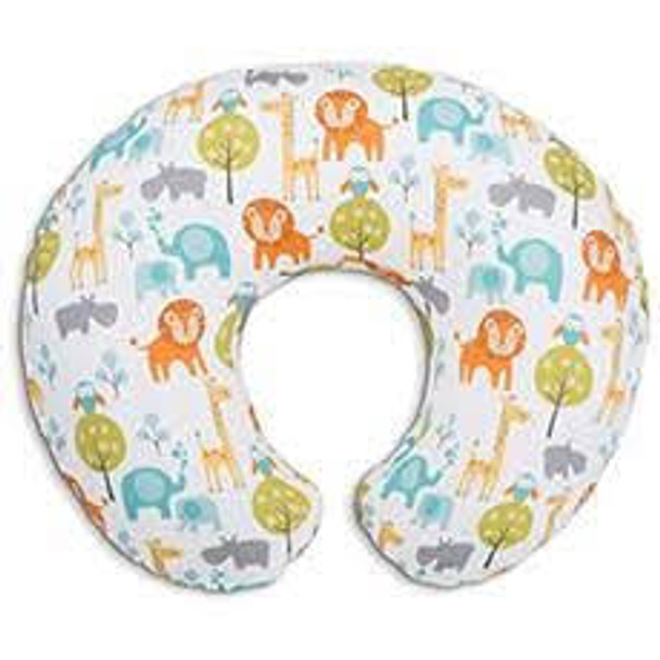 Boppy feeding and infant support pillow Peaceful Jungle