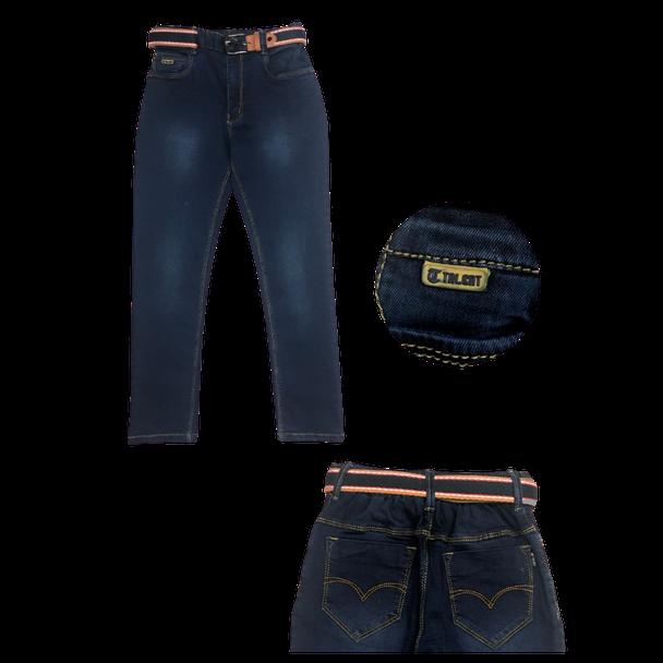 Boys trousers-  T- Blue